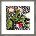 Roses From Rosa... Framed Print