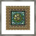 Roundabouts Octos  Framed Print