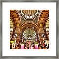 Royal Exhibition Building II Framed Print