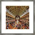 Royal Exhibition Building IIi Framed Print by Ray Warren