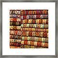 Rugs Kilims Carpets Grand Bazaar Istanbul Turkey Framed Print