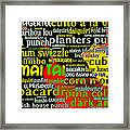 Rum Not Just Your Pirates Drink Anymore 20130627 Long V1 Framed Print