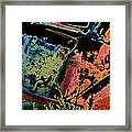 Rumble Seat Framed Print