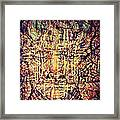 Runs In The Veins The Old Blood Of The Ancestors Framed Print