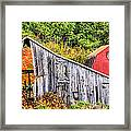 Rural Shenandoah  Framed Print