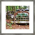 Rusty Caddy 3 Framed Print