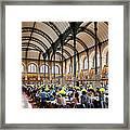 Sainte Genevieve Library Framed Print