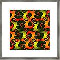 Salamanders Dream Framed Print