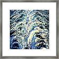 Salt Life Framed Print