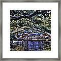 San Antonio Stroll Framed Print