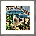 San Pellegrino Framed Print