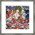 Saraswati 12 Framed Print