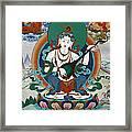 Saraswati 13 Framed Print