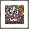 Saraswati 14 Framed Print