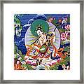 Saraswati 5 Framed Print