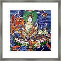 Saraswati 8 Framed Print