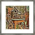Scenes From An Outside Sale Framed Print