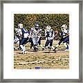 Seahawks Vs Bruins 8277 Framed Print
