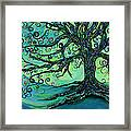 Searching Branches Framed Print
