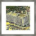 Sears Roebuck And Co. In Memphis Tn In 1941 Framed Print