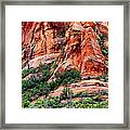 Sedona Perspective Framed Print