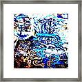 See The Sea Trolls Diving Deep Down Where They Can't Be Seen Anymore  Framed Print