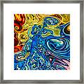 Sensational Colors Framed Print