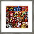 Shadow Box Collection Framed Print