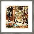Shakespeare's Hamlet 1884 Framed Print