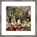 Sherwood Gardens 7 Framed Print