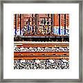 Sidetracked Framed Print
