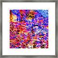 Sky Break Through Framed Print