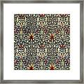 Snakeshead Framed Print by William Morris