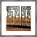 Sorosis Gate Framed Print