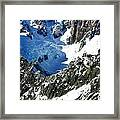 Southern Alps New Zealand Framed Print