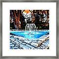 Southern California's Wafarers Chapel 7 Framed Print