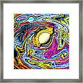 Space The Final Frontier Framed Print by Tom Nettles