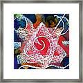 Spiral Star Framed Print