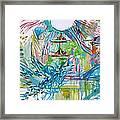 Spread Of Energies Framed Print
