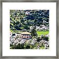 Spring In A Village  Framed Print