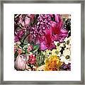 Springtime In Zebulon Left Framed Print
