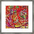 Squared Framed Print