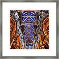 St Giles Cathedral Edinburgh Framed Print