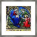 St Johns Church Wash Dc . Framed Print