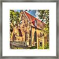 St. John's Reformed Episcopal Church Framed Print