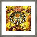 St. Louis Cathedral Dome 2 Framed Print