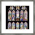 St Thomas The Apostle Church Heptonstall Framed Print