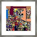 Wiping Out The Language Of Amalek 24  Framed Print