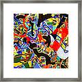 Wiping Out The Language Of Amalek 9dbg Framed Print