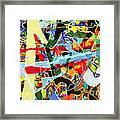 Wiping Out The Language Of Amalek 9dbh Framed Print